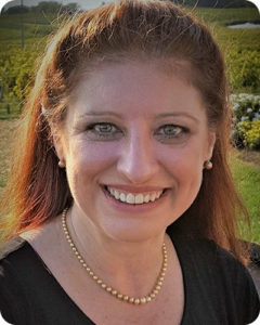 Aimee Hobwood, Director of Finance/Broadband