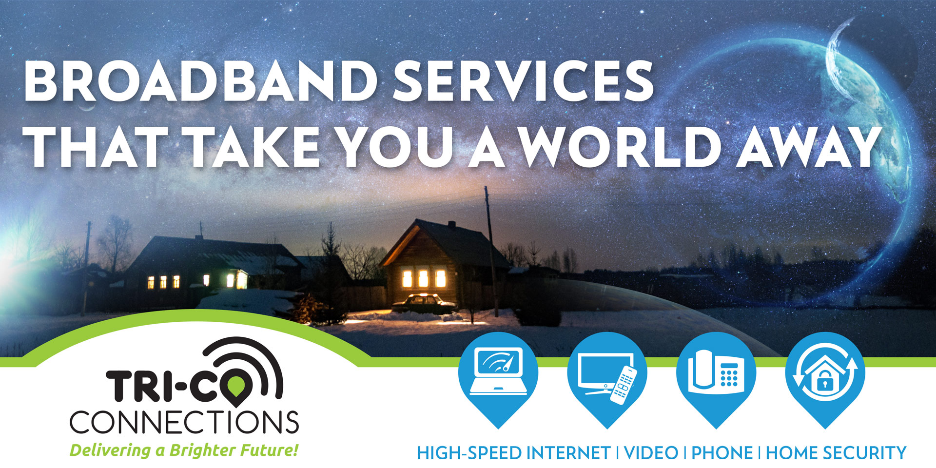 Next Generation Video Entertainment ftom Tri-County Fiber-to-Home Services