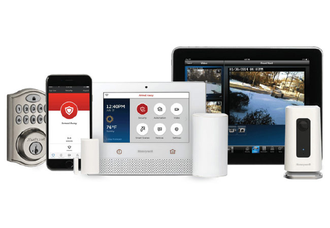 Doyle Honeywell Total Home Security